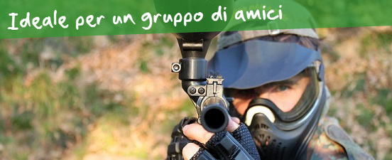 Paintball Albese con Cassano