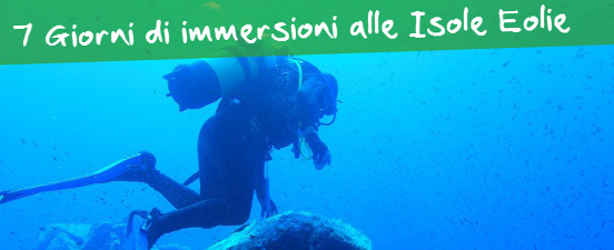 Crociera Diving Isole Eolie