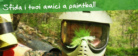 Paintball Pont Canavese