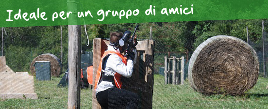 Paintball Val Fiastrone Campo Bolognola