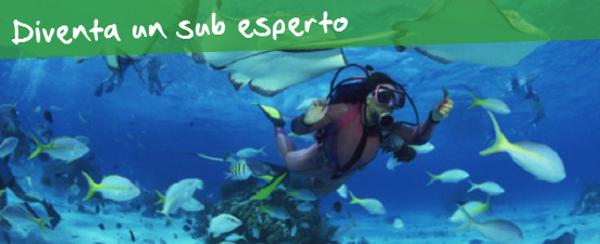 Corso Sub Advance Open Water Padi Milano
